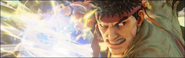 Street Fighter 5 Runs At Super Street Fighter 2 Turbo Speed