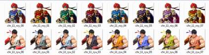 Smash Wii U mega round up for Ryu and Roy patch image #5