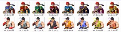 Smash Wii U mega round up for Ryu and Roy patch image #5