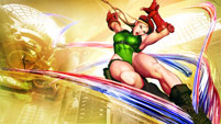 Birdie and Cammy artwork in Street Fighter 5 image #1