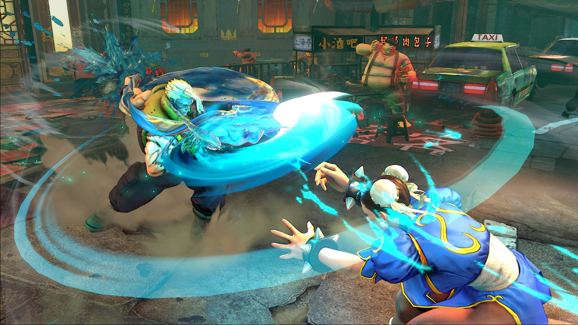 Four Wude's thoughts on Street Fighter 5 2 out of 2 image gallery