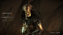Predator variations, finishers, and more in MKX image #8