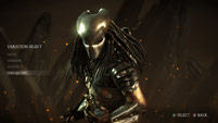 Predator variations, finishers, and more in MKX image #10
