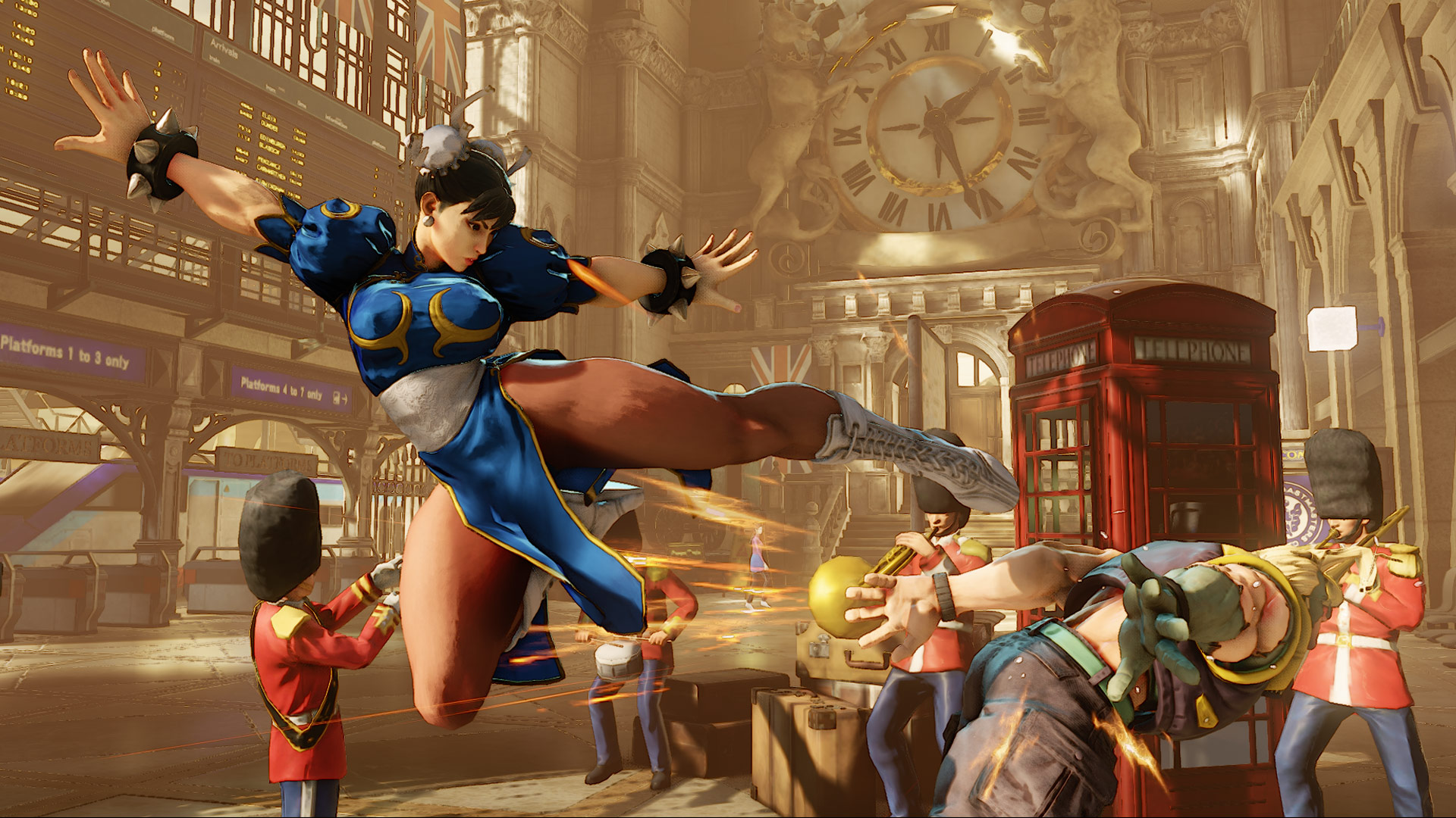 Street Fighter 5 beta is mostly for network test 1 out of 2 image gallery