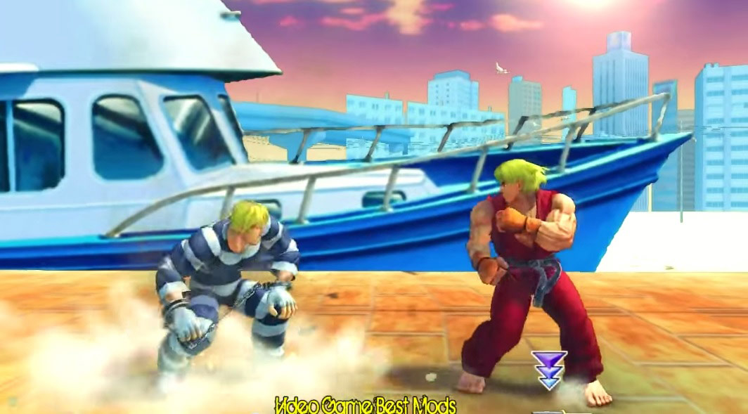 Street Fighter 2 Stages Recreated In Usf4 2 Out Of 3 Image Gallery