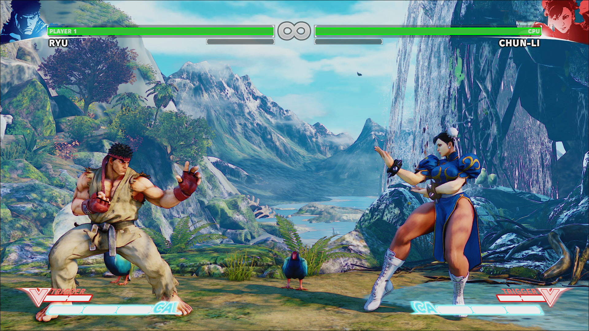 More Street Fighter 5 beta images 1 out of 2 image gallery