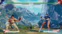 More Street Fighter 5 beta images image #1