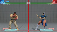 More Street Fighter 5 beta images  out of 2 image gallery