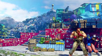 Another new Street Fighter 5 stage shown off image #1