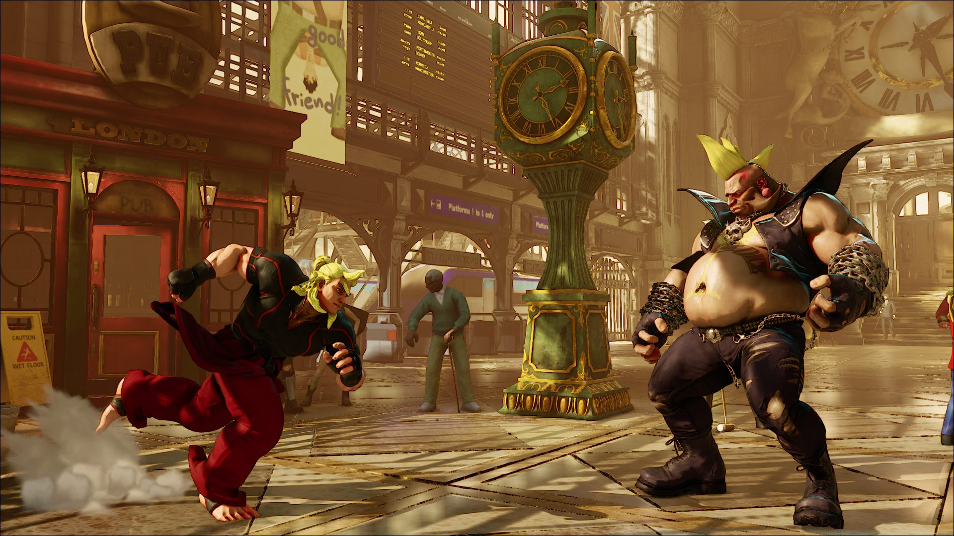 Ken's V-Trigger and V-Skill explained 1 out of 4 image gallery