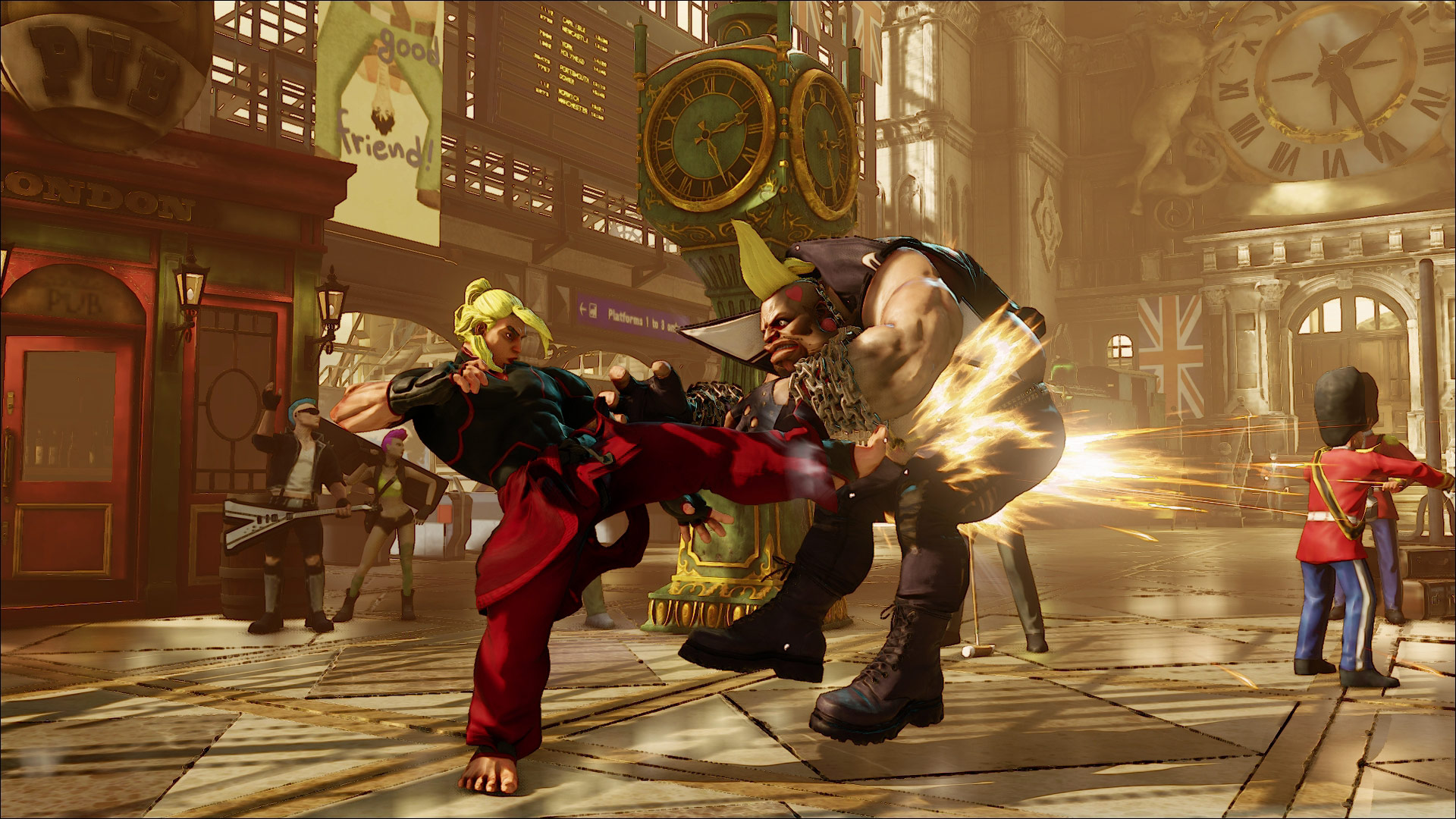 Ken's V-Trigger and V-Skill explained 2 out of 4 image gallery