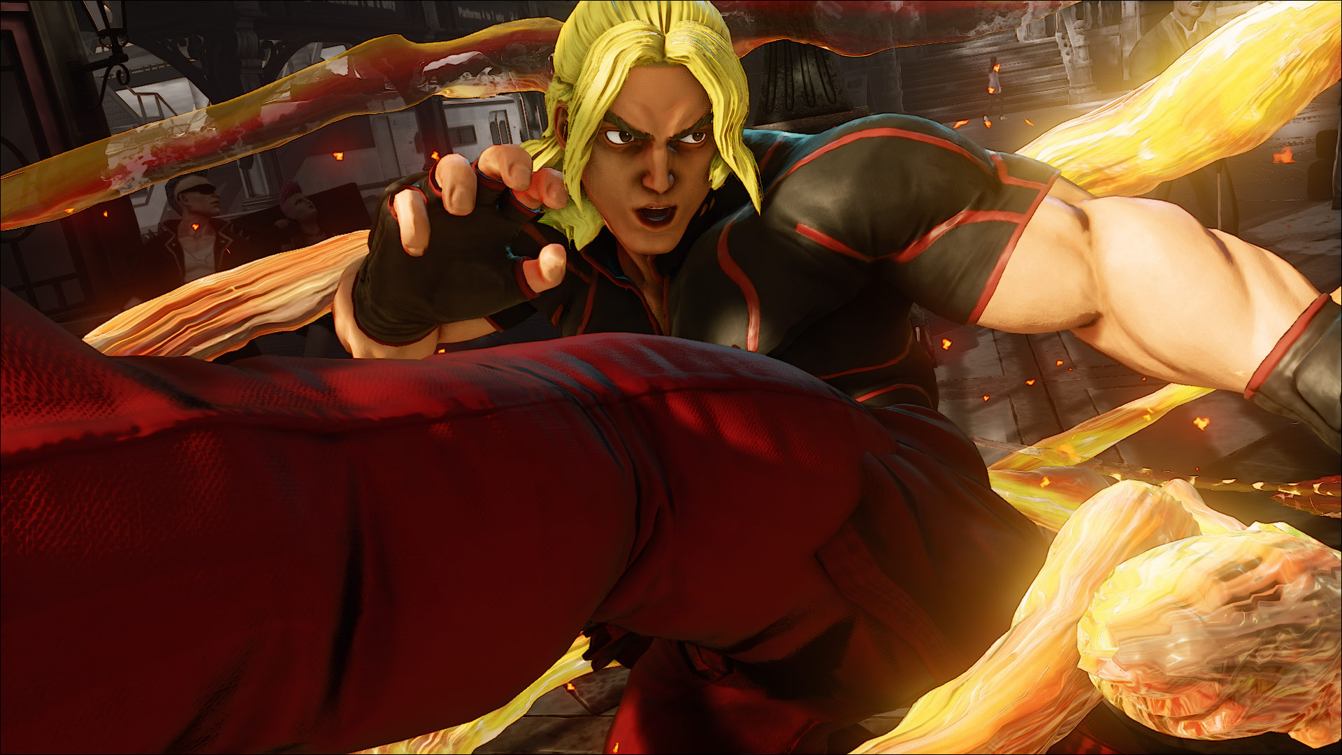 Ken Street Fighter 5 SDCC 2015 reveal 1 out of 13 image gallery