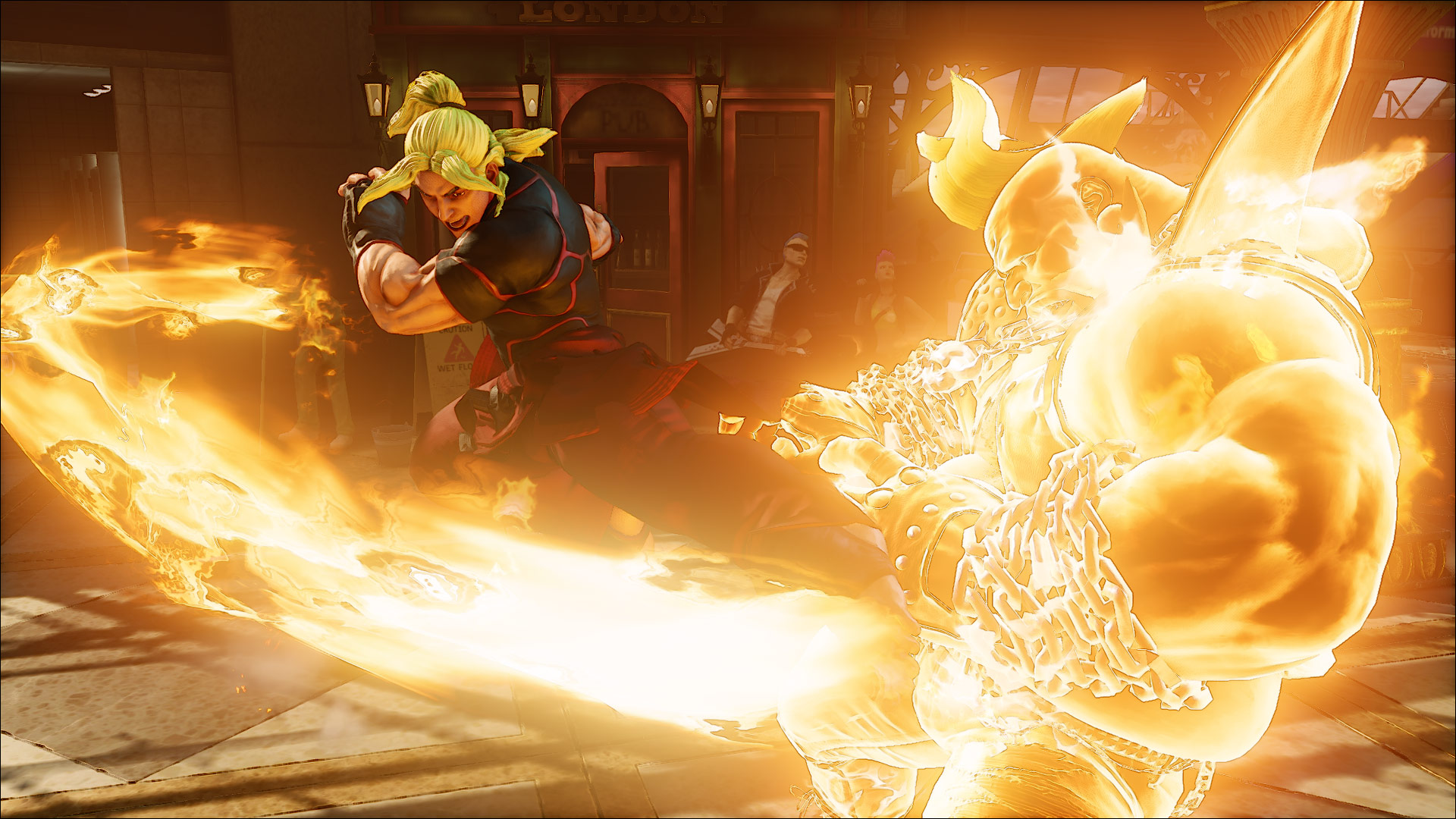 Ken Street Fighter 5 SDCC 2015 reveal 2 out of 13 image gallery