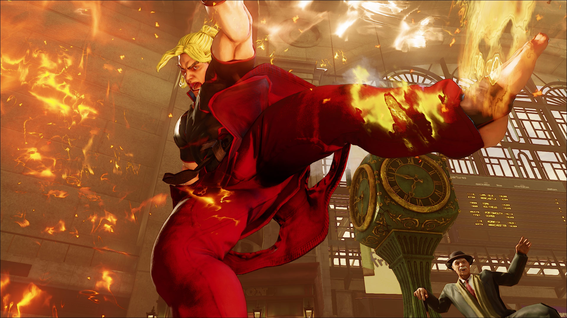 Ken Street Fighter 5 SDCC 2015 reveal 3 out of 13 image gallery