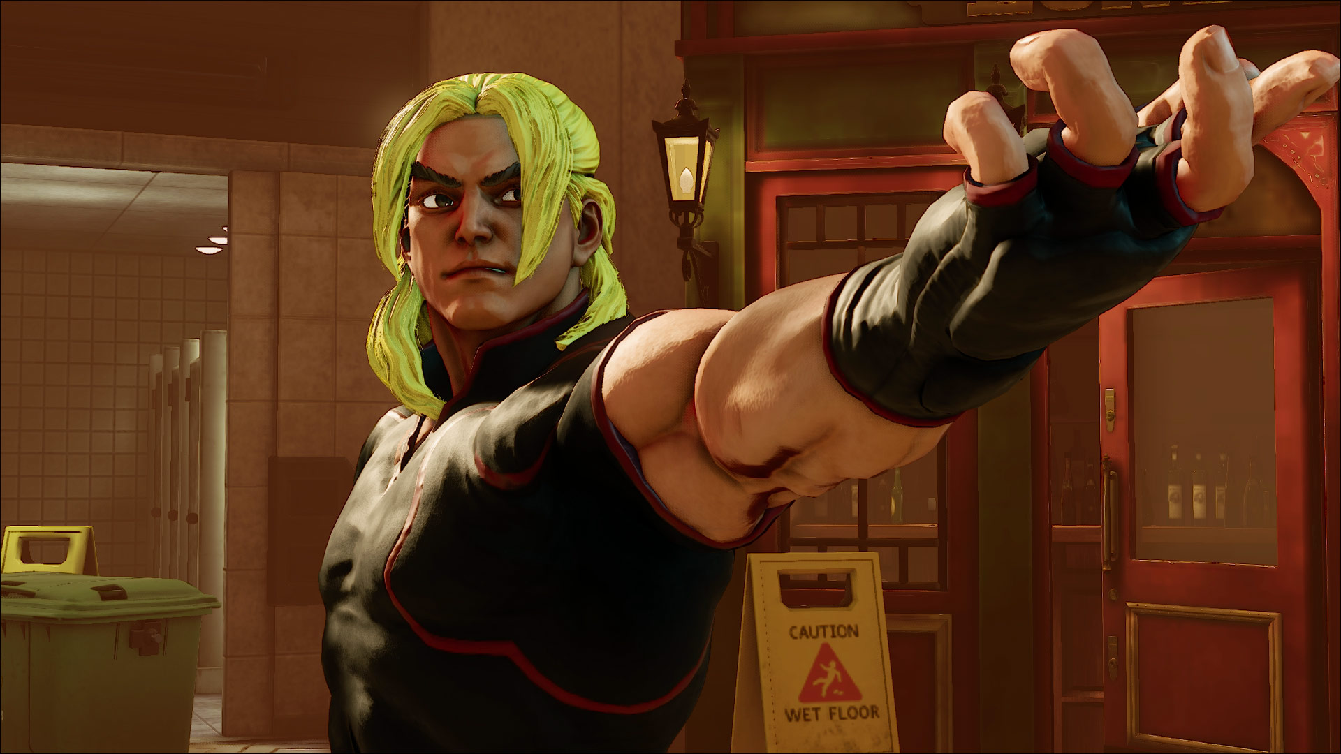 Ken Street Fighter 5 SDCC 2015 reveal 4 out of 13 image gallery
