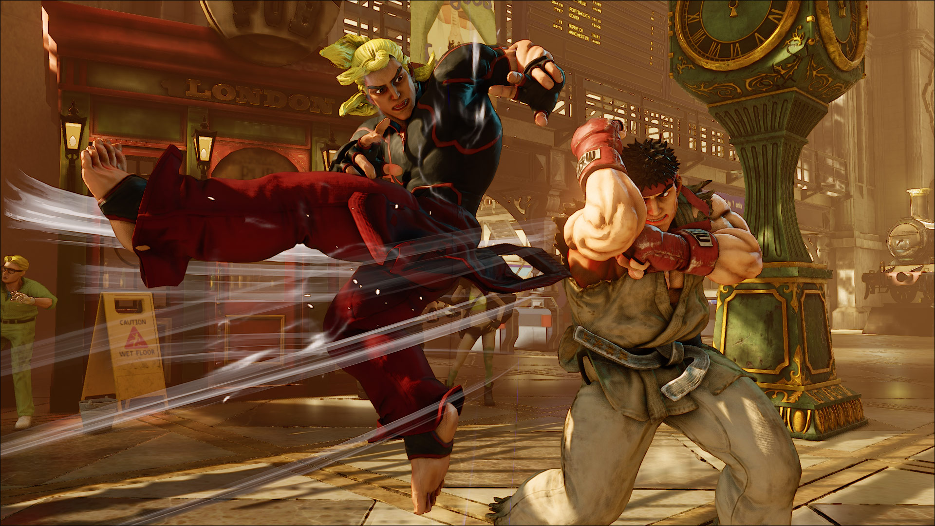 Ken Street Fighter 5 SDCC 2015 reveal 5 out of 13 image gallery