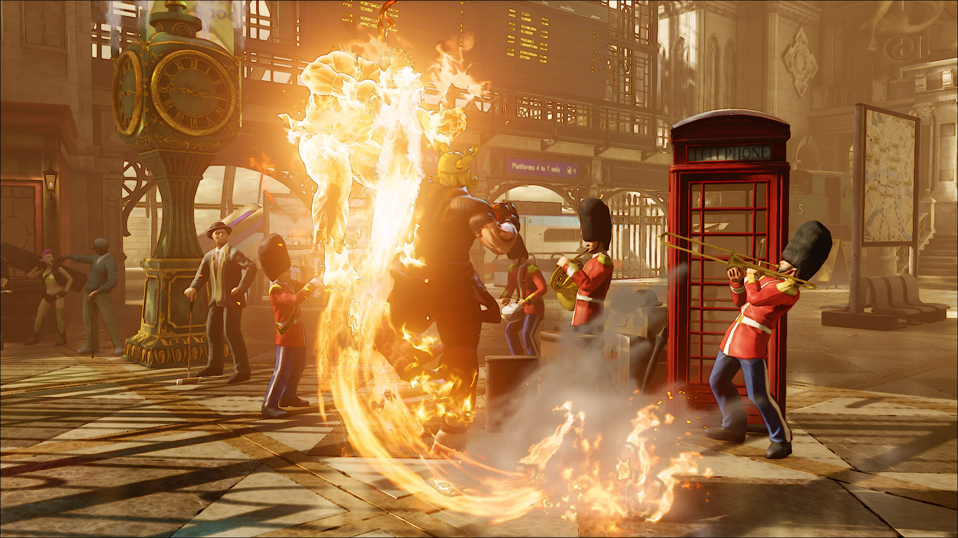 Ken Street Fighter 5 SDCC 2015 reveal 7 out of 13 image gallery
