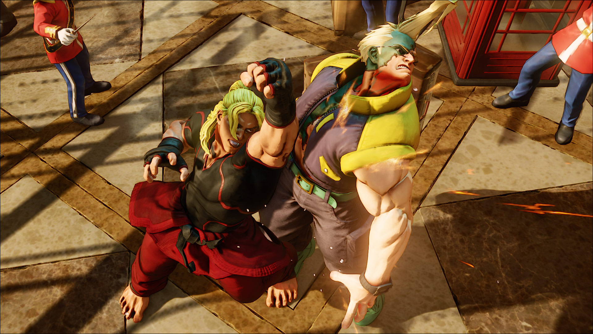Ken Street Fighter 5 SDCC 2015 reveal 10 out of 13 image gallery