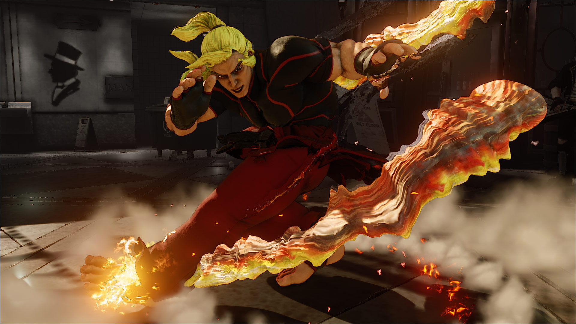 Ken Street Fighter 5 SDCC 2015 reveal 11 out of 13 image gallery