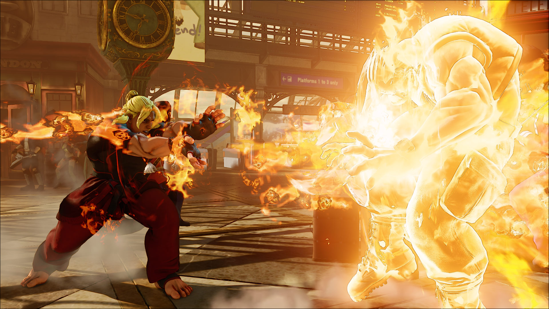 Ken Street Fighter 5 SDCC 2015 reveal 12 out of 13 image gallery