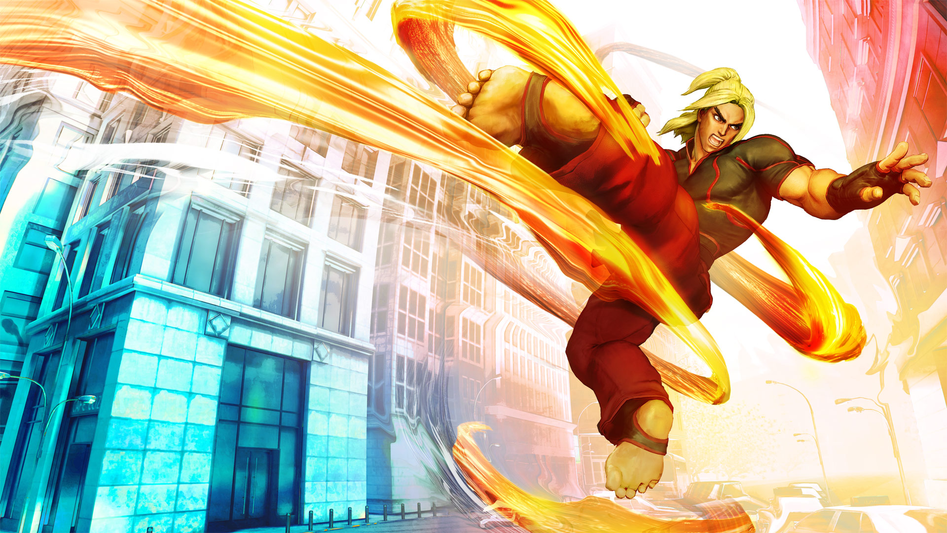 Ken Street Fighter 5 SDCC 2015 reveal 13 out of 13 image gallery