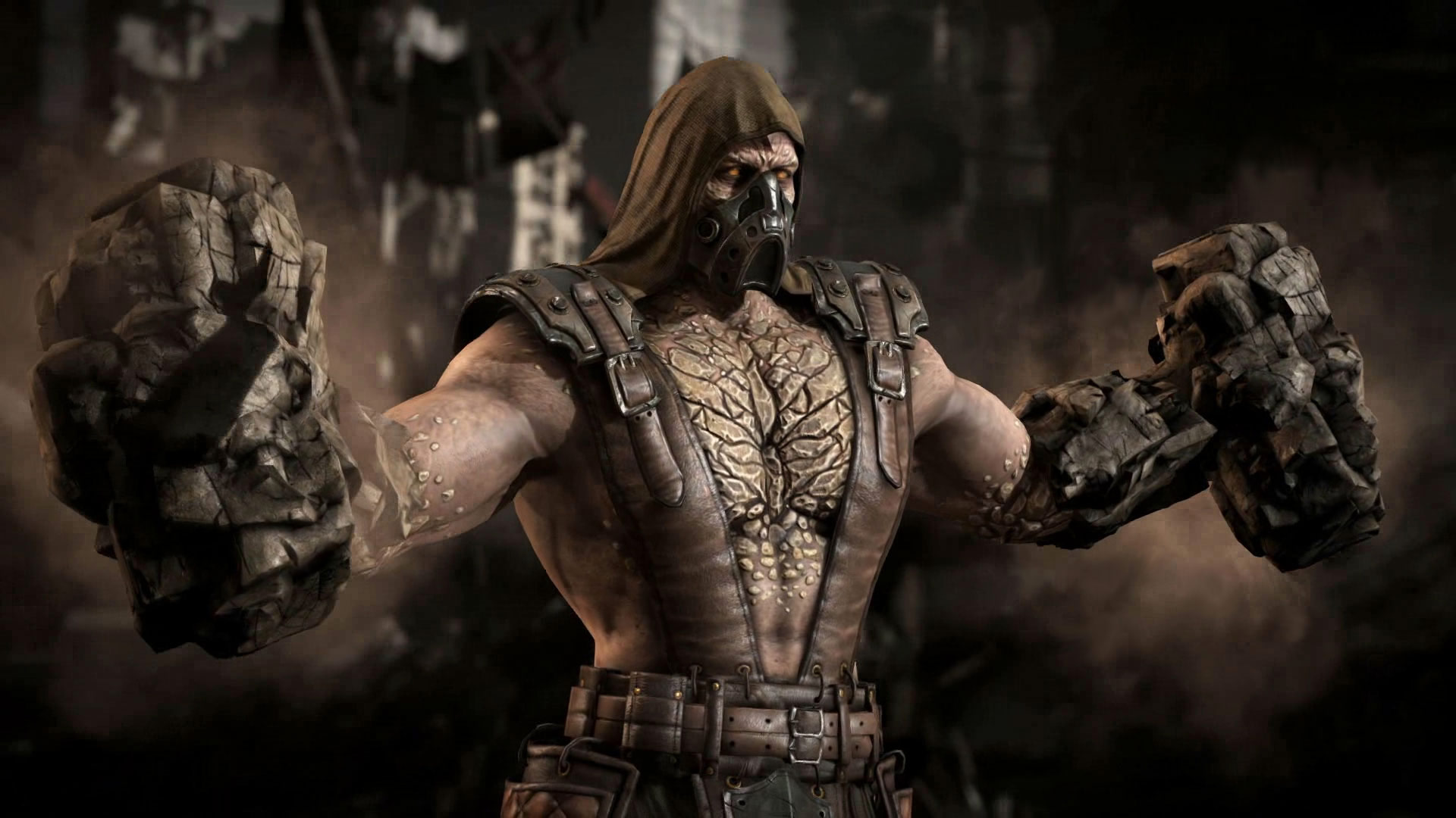 First look at Tremor in MKX 2 out of 8 image gallery