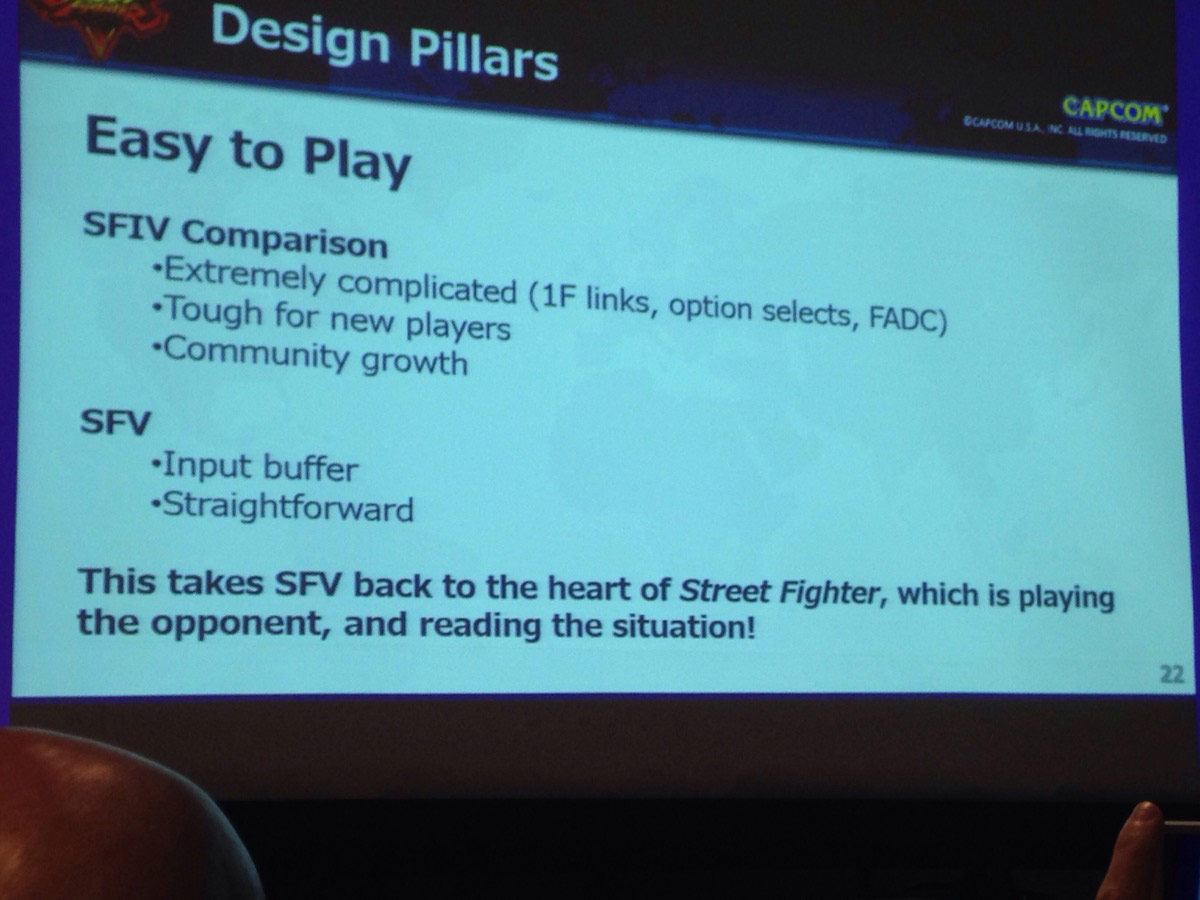 Street Fighter 5 panel at EVO 2015 5 out of 20 image gallery