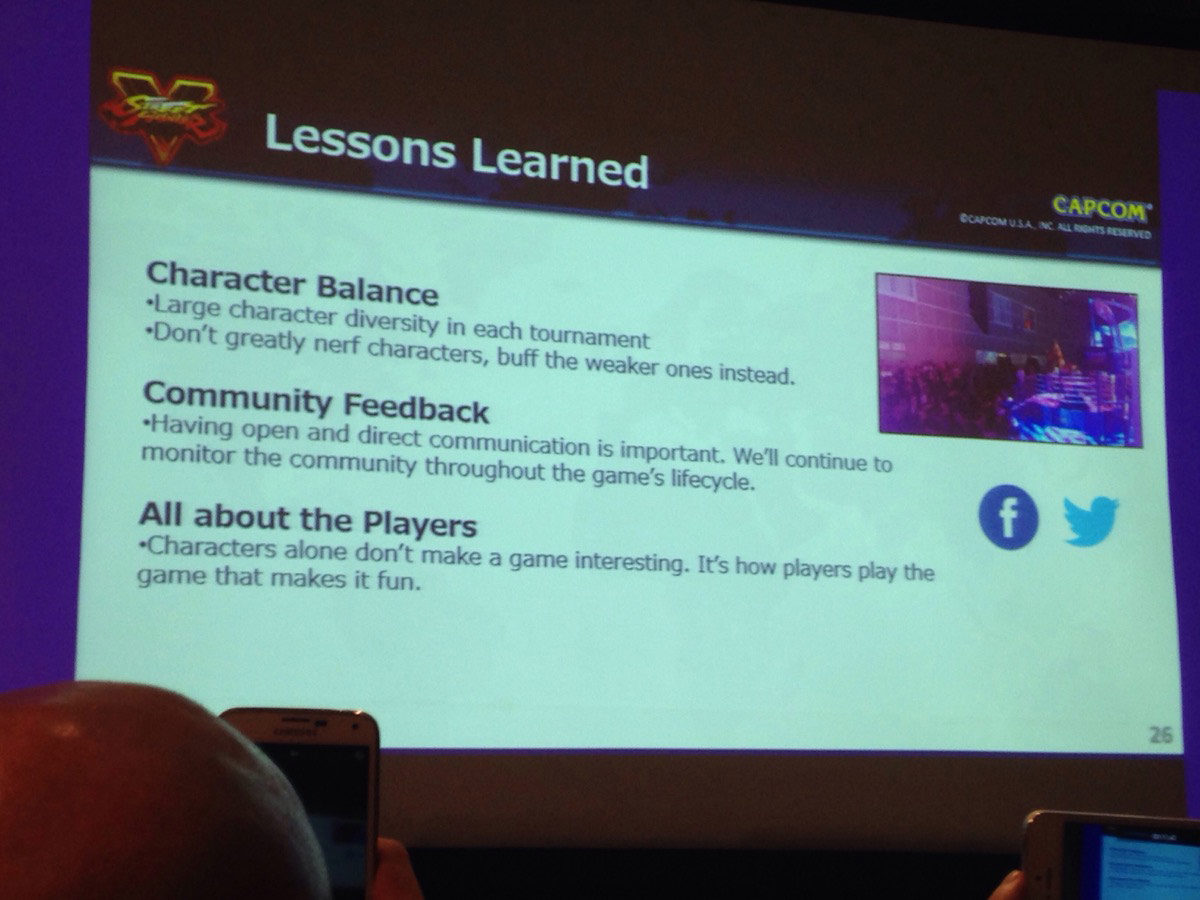 Street Fighter 5 panel at EVO 2015 9 out of 20 image gallery