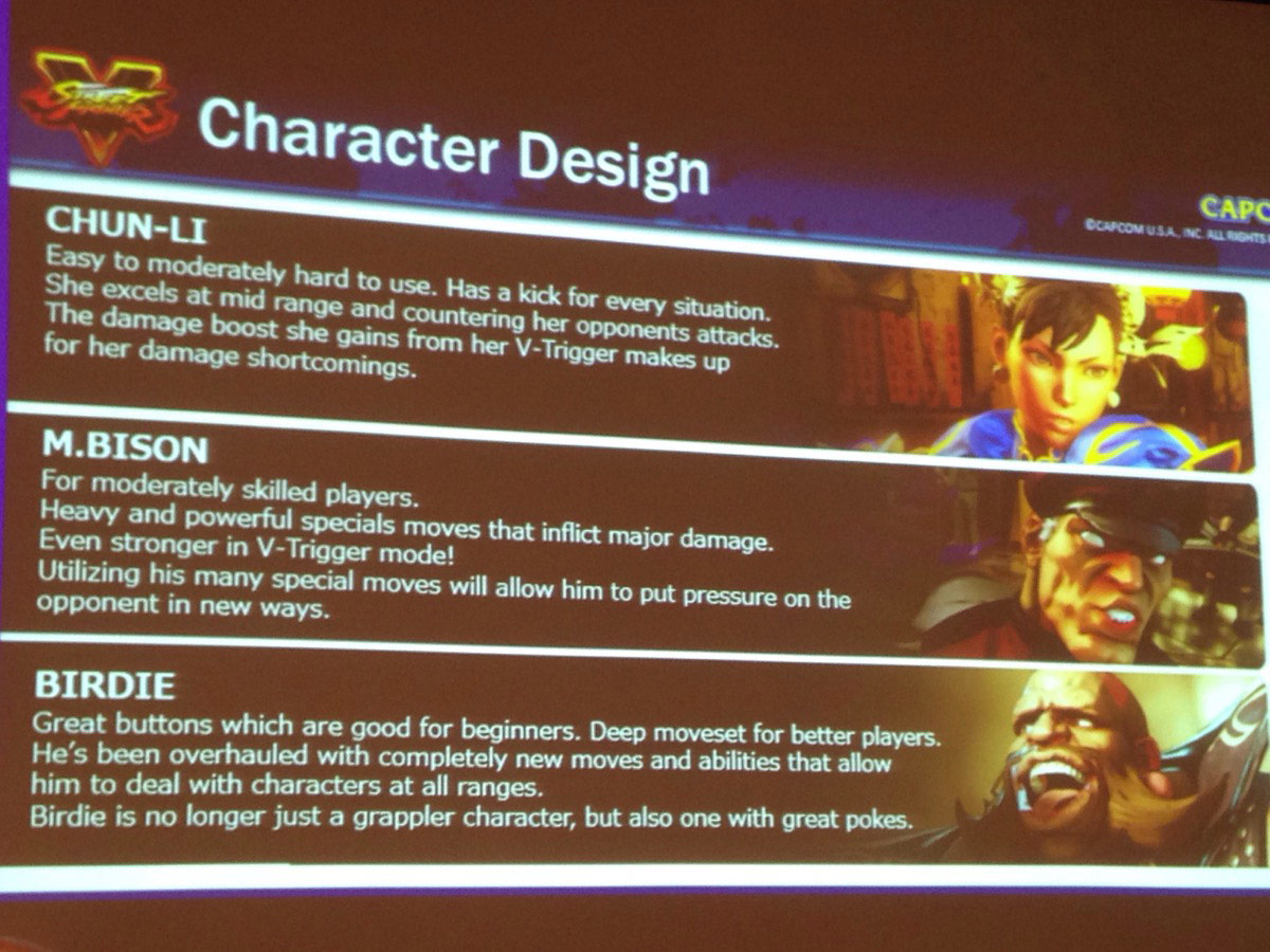 Street Fighter 5 panel at EVO 2015 11 out of 20 image gallery