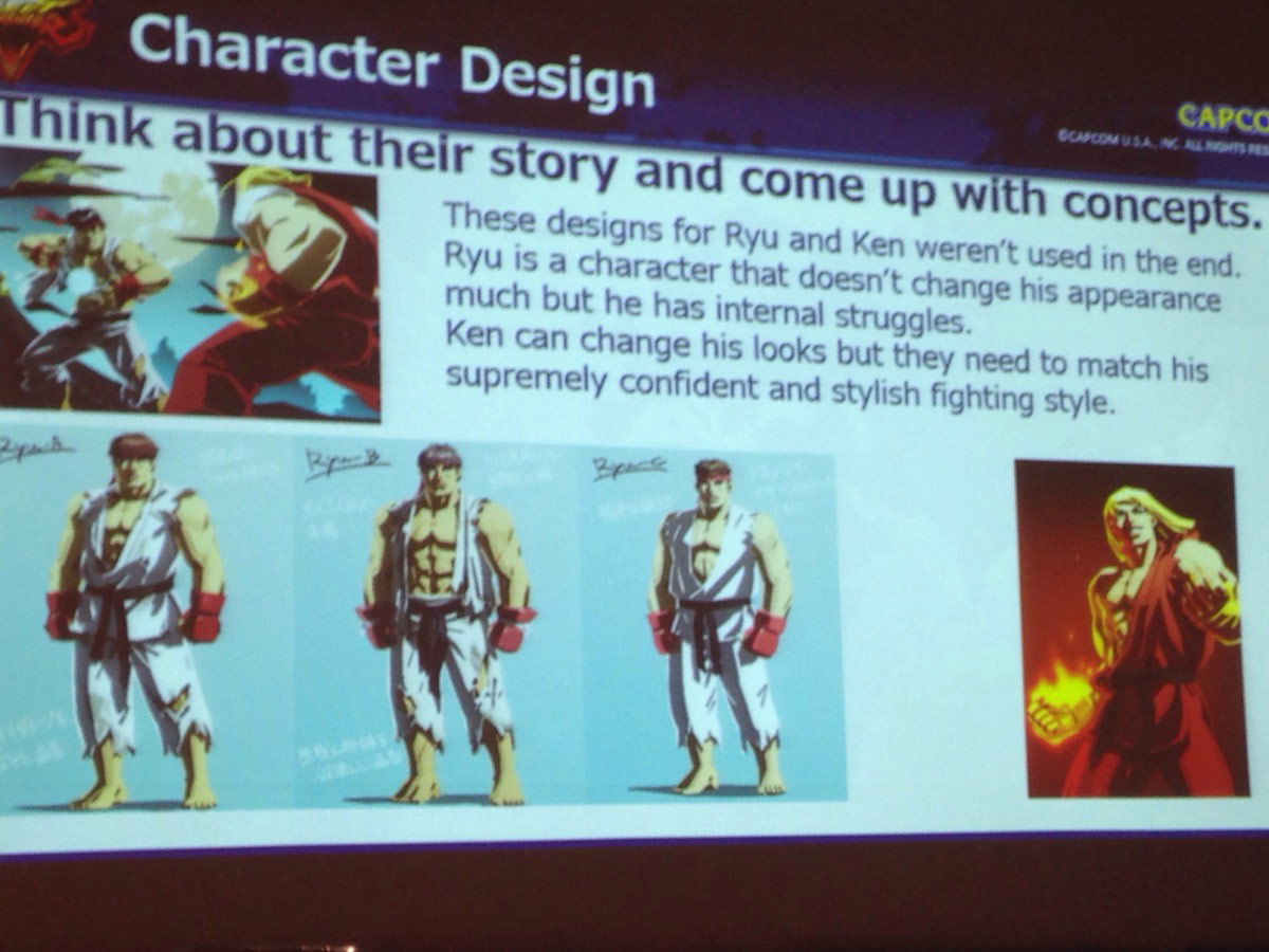 Street Fighter 5 panel at EVO 2015 14 out of 20 image gallery