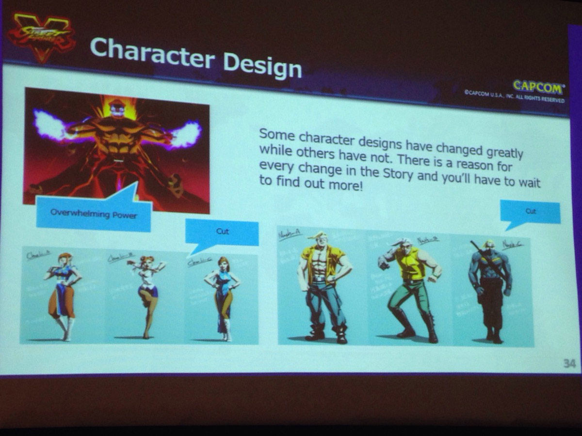 Street Fighter 5 panel at EVO 2015 15 out of 20 image gallery