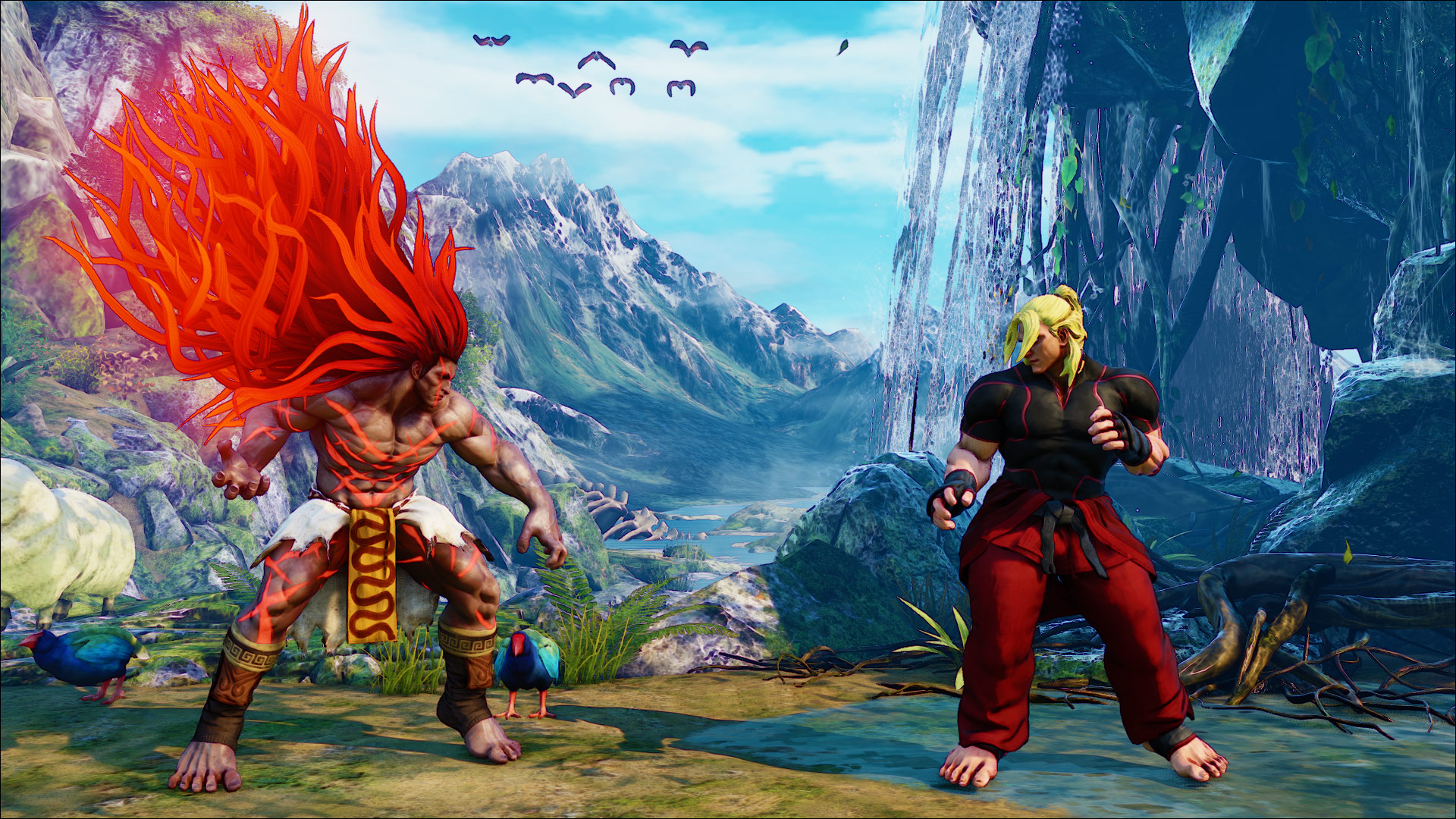 Official screenshots of Necalli in SF5 3 out of 17 image gallery