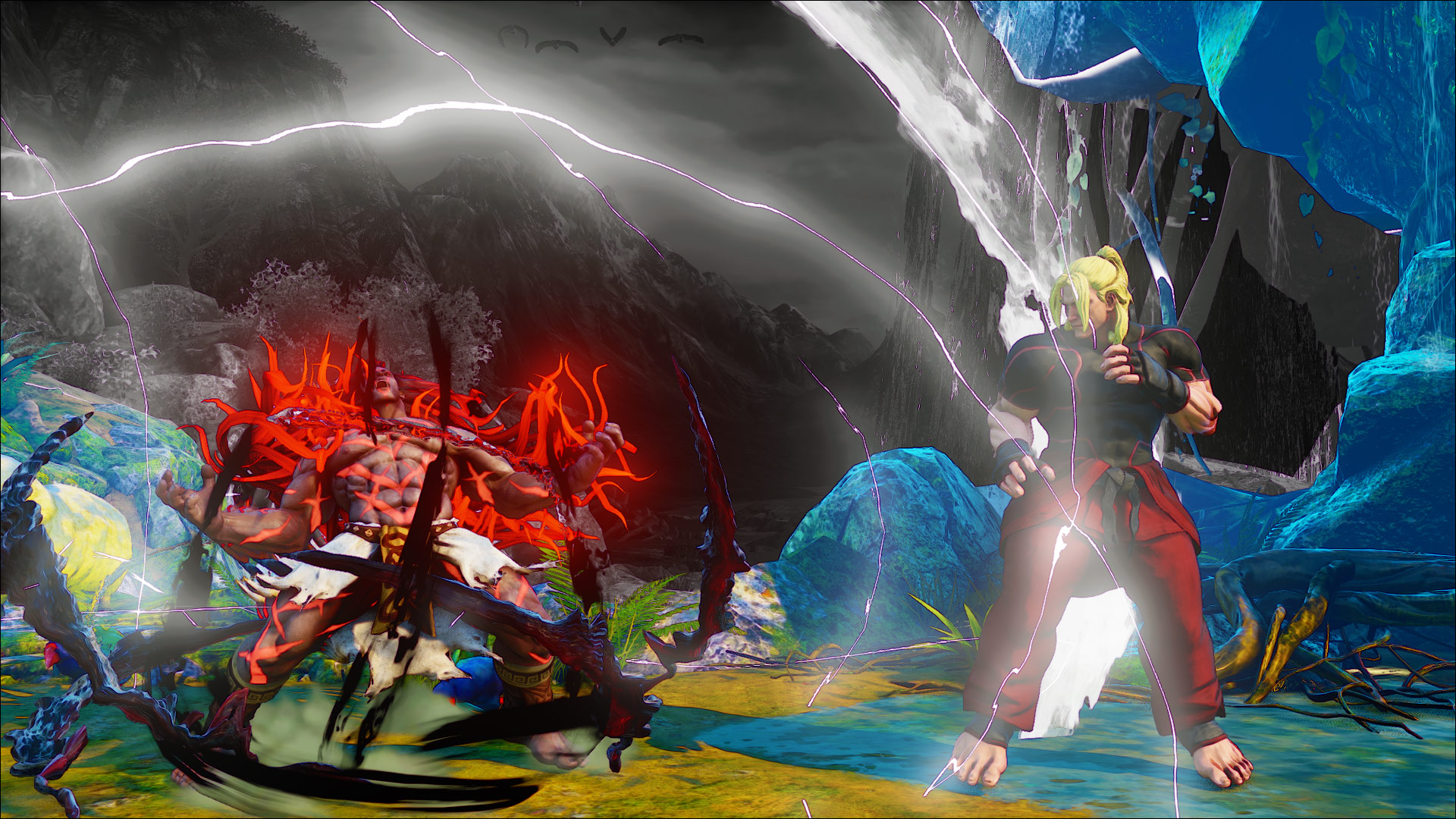 Official screenshots of Necalli in SF5 4 out of 17 image gallery
