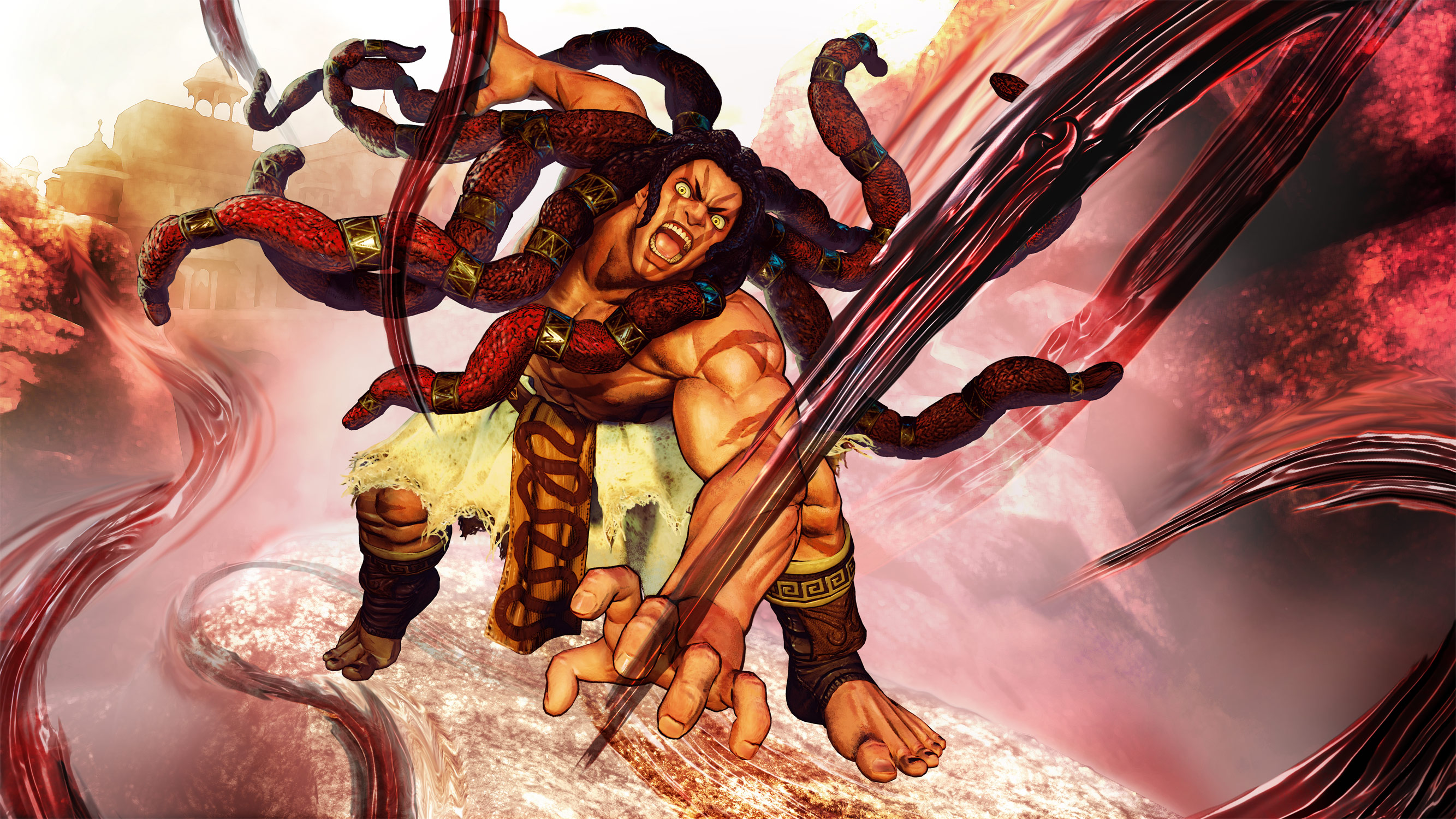 Official screenshots of Necalli in SF5 5 out of 17 image gallery
