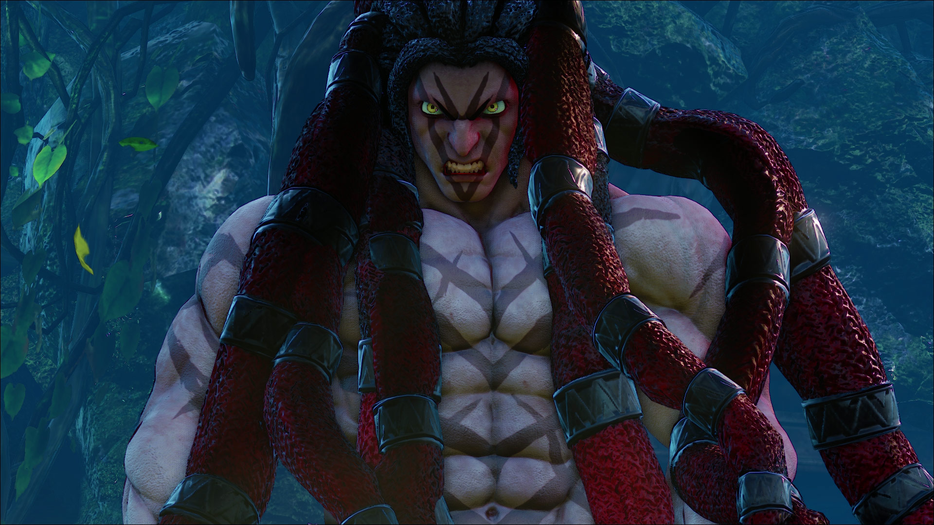 Official screenshots of Necalli in SF5 6 out of 17 image gallery