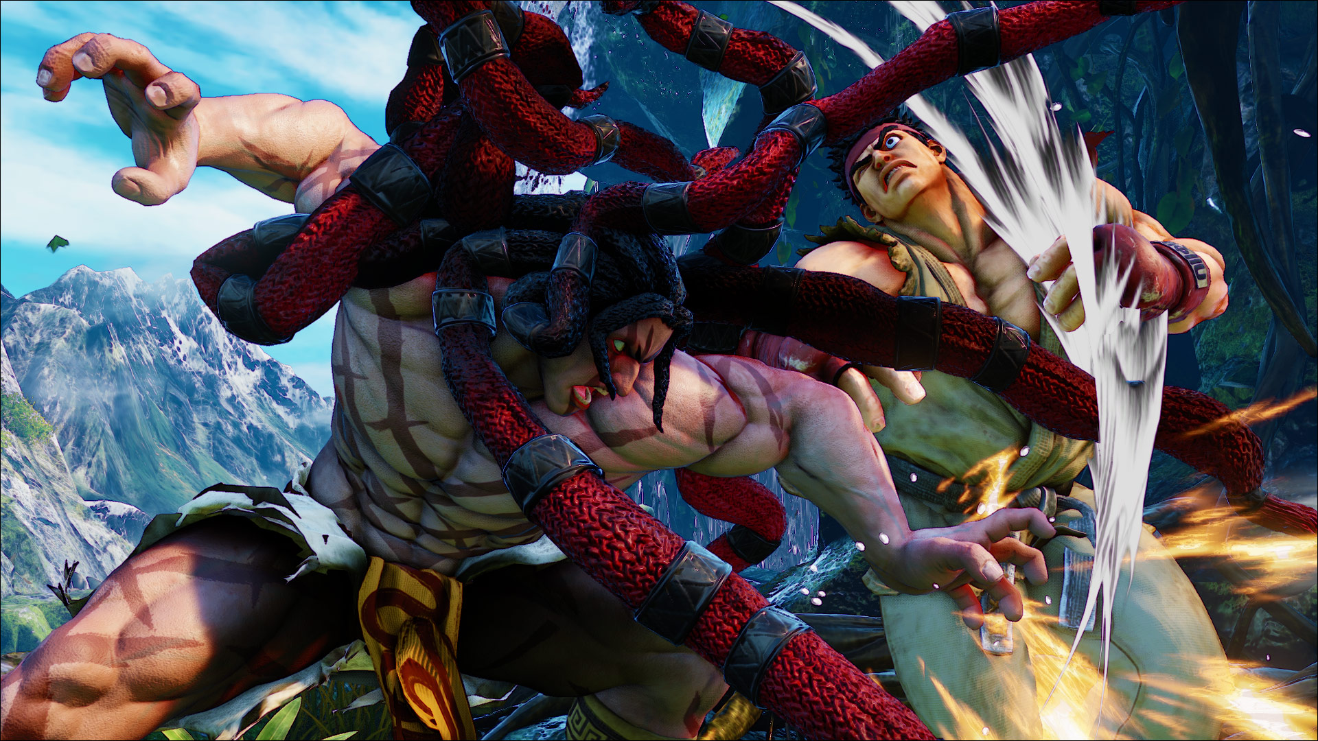 Official screenshots of Necalli in SF5 7 out of 17 image gallery