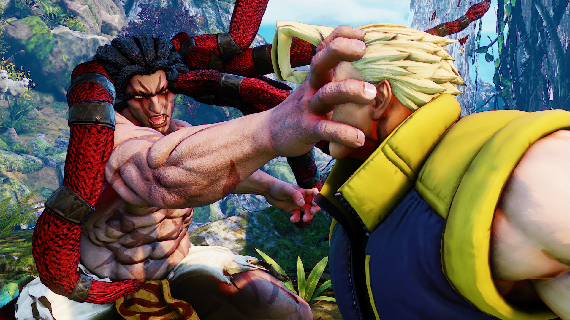 Official screenshots of Necalli in SF5 9 out of 17 image gallery