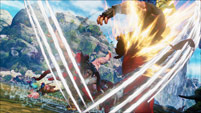 Official screenshots of Necalli in SF5  out of 17 image gallery
