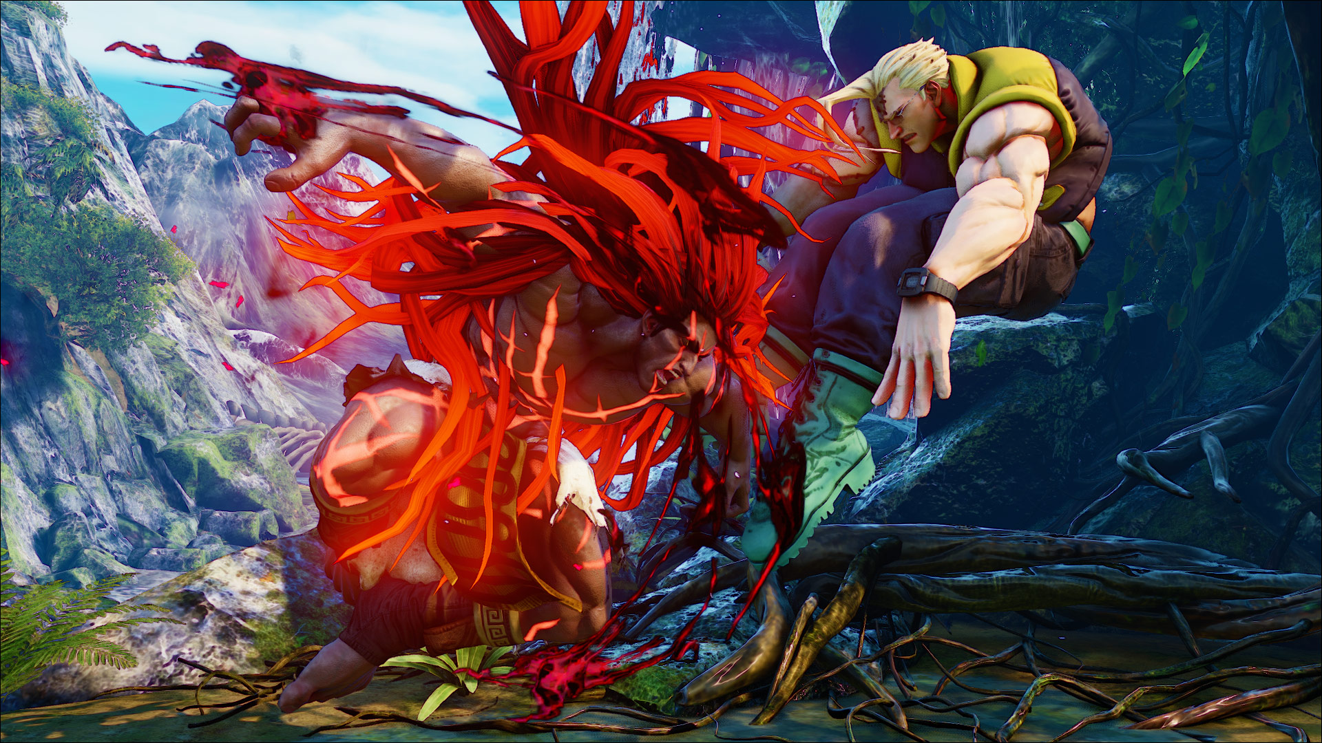 Official screenshots of Necalli in SF5 13 out of 17 image gallery