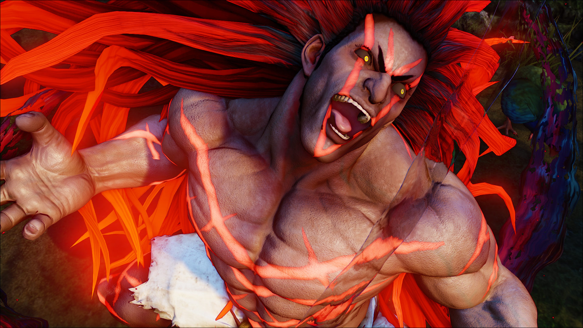 Official screenshots of Necalli in SF5 15 out of 17 image gallery