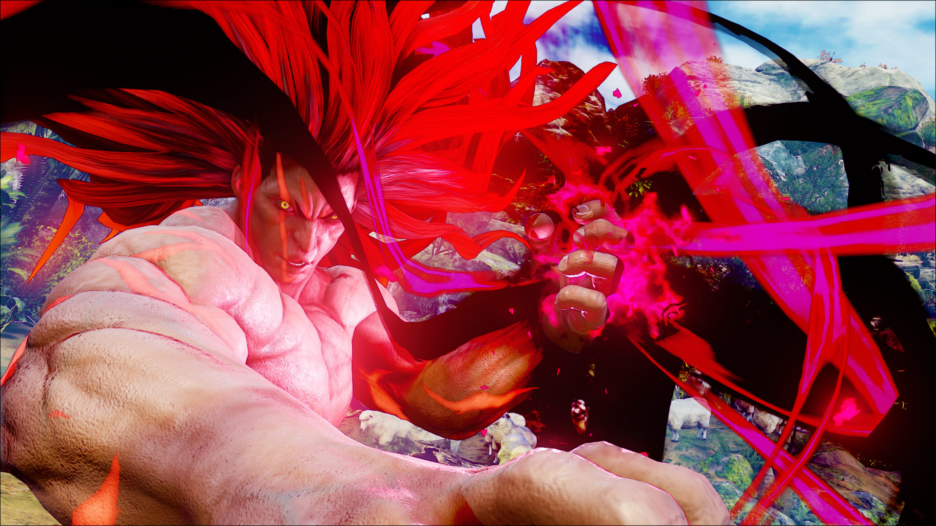 Official screenshots of Necalli in SF5 16 out of 17 image gallery