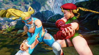 R. Mika in Street Fighter 5 image #2