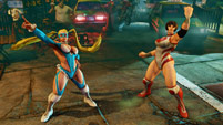 R. Mika in Street Fighter 5 image #9