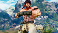 Street Fighter 5 pre-order costumes image #1