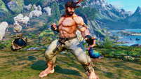 Street Fighter 5 pre-order costumes image #2
