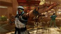 Rashid's official screen shots Street Fighter 5 image #2