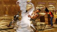 Rashid's official screen shots Street Fighter 5 image #3