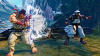 Rashid's official screen shots Street Fighter 5 image #4