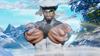 Rashid's official screen shots Street Fighter 5 image #6
