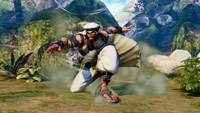 Rashid's official screen shots Street Fighter 5 image #7